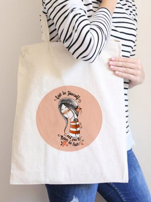 Tote Bag Be yourself