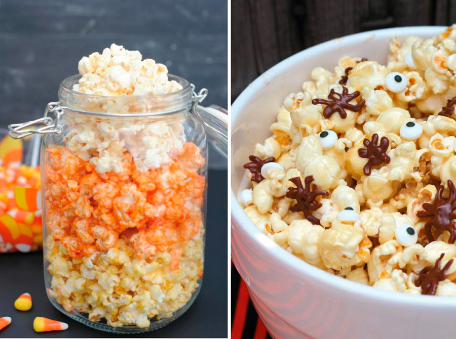 halloweenfood, food, halloween, inspiración halloween, inspiration halloween, decoración halloween, decoración, deco, party, fiesta, fiesta halloween, palomitas, pop corn